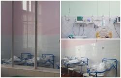 Efort comun pentru nou născuţi! Secția Clinică Neonatologie, igienizată și dotată cu aparatură medicală modernă