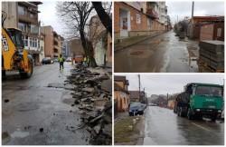 Au început lucrările de reabilitare pe încă trei străzi din municipiul Arad