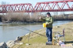 Atenţie pescari! Perioada de prohibiţie pentru o specie de peşte începe peste trei zile!