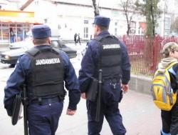 Jandarmii arădeni acționează pentru desfășurarea în condiții de siguranță a examenului de Bacalaureat 2018