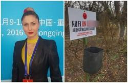 Mesajul inedit cu care Primăriţa din Petriş, vrea să păstreze curăţenia în localitate
