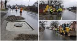 Constructorul a remediat în garanție deficiențele pe strada 6 Vânători