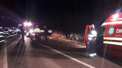 O fetiță de numai 6 anișori a murit într-un groaznic accident de circulație, pe o șosea din vestul țării
