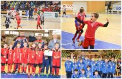 Cupa Ladislau Brosovszky-Turneu Internaţional la fotbal copii, în sala