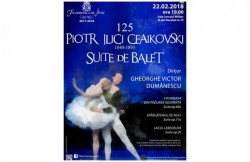 Piotr Ilici Ceaikovski, omagiat printr-un concert de excepţie la Sala Cercului Militar