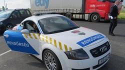 Un român care mergea în Italia, şi-a uitat soția într-o parcare din Ungaria
