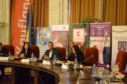 Violenţa domestică, dezbătuta în Senatul României