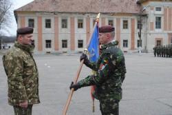 Schimbare de comandă în garnizoana Arad