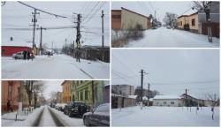 Amenzi pe bandă rulantă pentru firma de deszăpezire care operează în Arad aplicate de Poliția Rutieră Arad