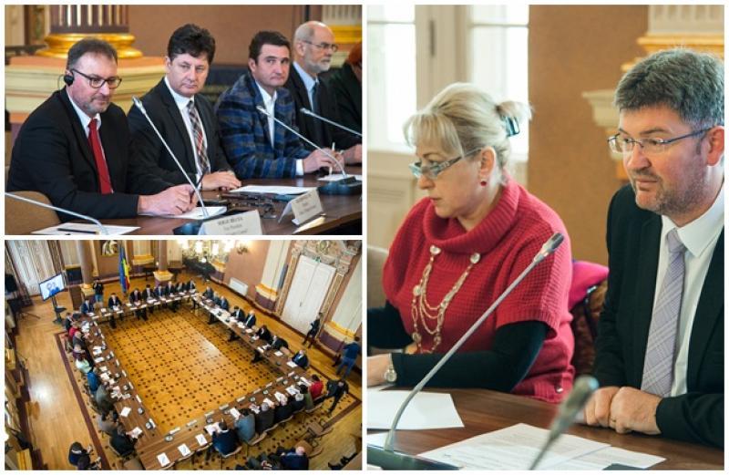Consorţiu cultural euroregional iniţiat de Consiliul Judeţean Arad