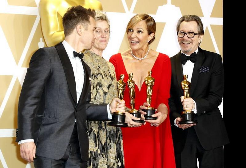 Premiile Oscar 2018: The Shape of Water, marele câștigător!