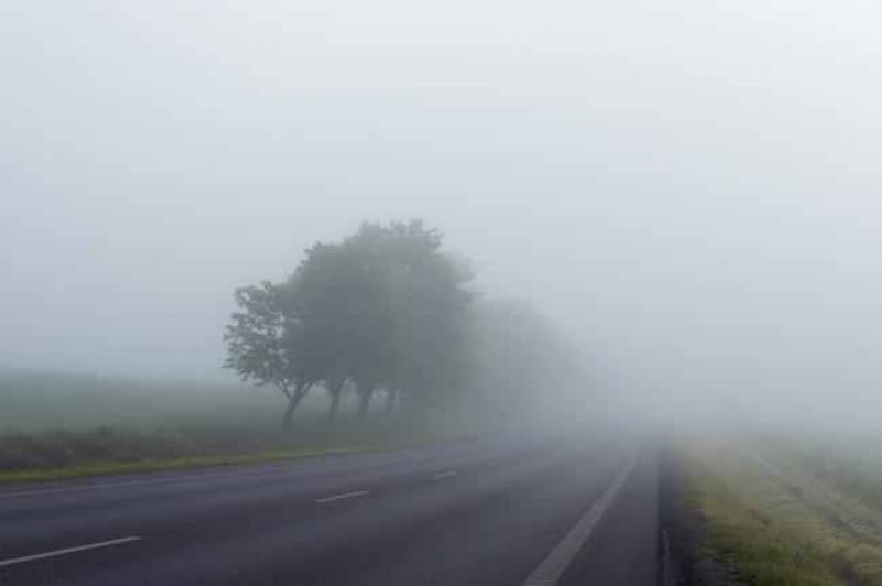 ATENȚIE șoferi ! Ceața îngreunează traficul