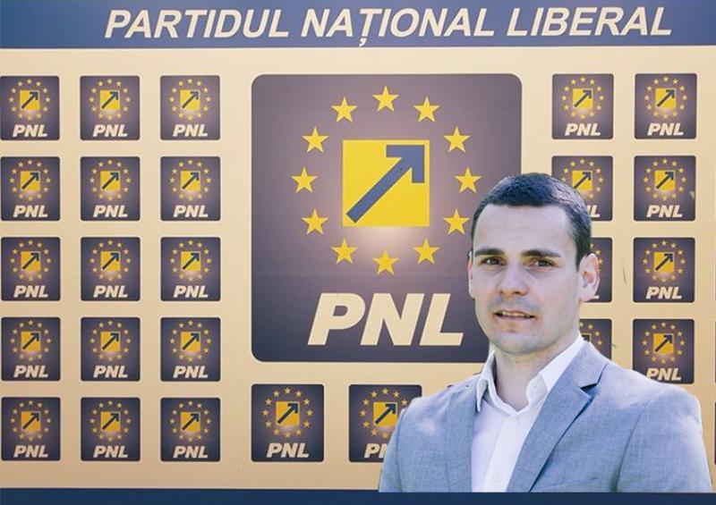 """Cristian Feieș (PNL): """"Deputatul Căprar ne amintește cât este de inexistent pentru Arad"""""""