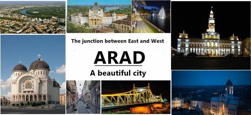 140 de oficiali europeni vin săptămâna viitoare la Arad!