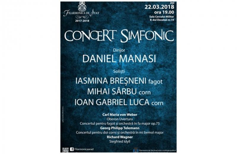 Filarmonica dedică seara de 22 Martie, literaturii germane din secolele XVIII și XIX