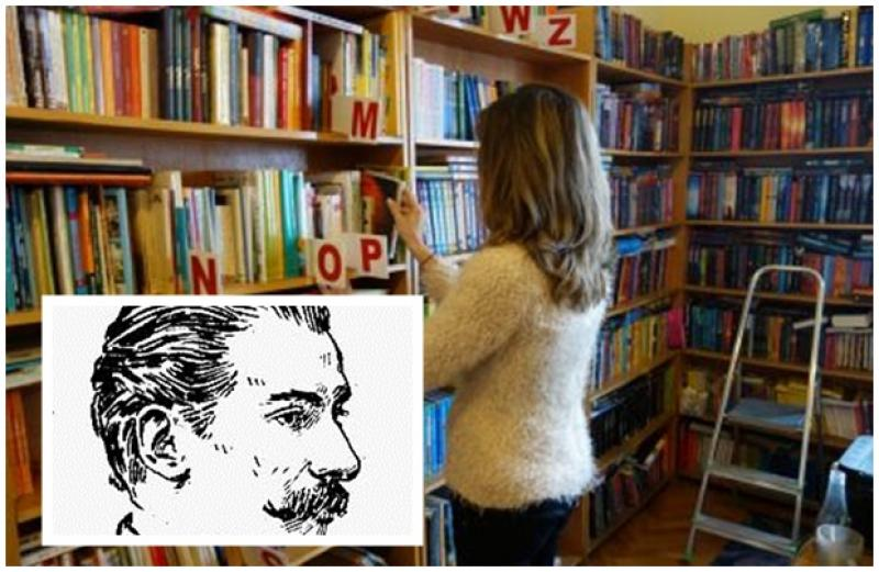 Act de caritate, pentru întreg Aradul! Alexandru T. Stamatiad intră în colecția Bibliotecii Județene arădene