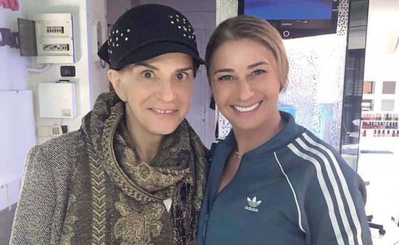 Ionela Prodan în stare gravă la spital