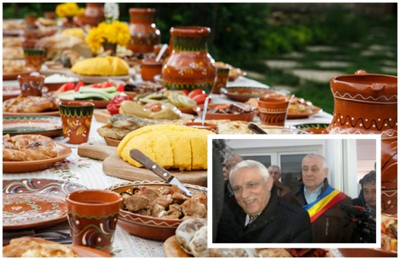 Prezent la Chişineu-Criş, Petre Daea a anunţat stabilirea unei Zile Naţionale a Gastronomiei!