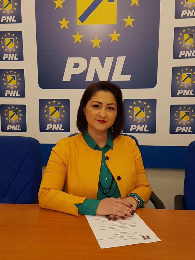 """Roxana Tabuia (PNL): """"Consilierii PSD nu vor să își asume responsabilitatea pentru CET Arad."""""""