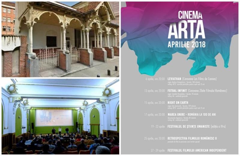 Filme independente de pe 3 continente în aprilie, la Cinema Arta