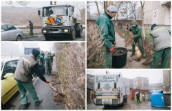 """Se dă startul """"Curățeniei de primăvară""""! Află programul lucrărilor de întreţinere din fiecare cartier!"""