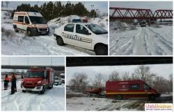 Poliţia, Pompierii şi Salvarea, puse pe drumuri în urma unui scandal conjugal