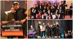 Arădenii de la Doma Art Style au strălucit la Dance Star România 2018, Cluj-Napoca