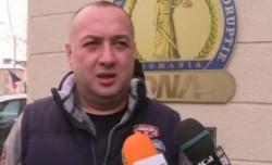 Leo de la Strehaia, săltat de poliţie din centrul Aradului!