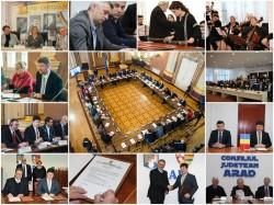 Trei zile cu 5 evenimente internaţionale majore în Arad, organizate de Consiliul Judeţean
