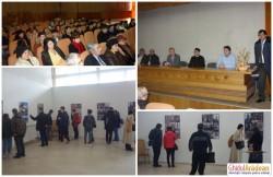 """Expoziția itinerantă """"Românii de la marginea lumii"""" a făcut un prim popas la Reșița"""