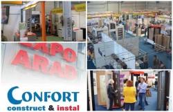 Confort Construct & Instal, cel mai important eveniment de construcții, instalații și decorațiuni din Vestul României