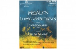 Dirijorul Giorgio Marini și pianistul Carlo Levi Minzi revin la Filarmonica din Arad!