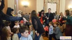 Eveniment Caritabil pentru Hanna, organizat în sala Ferdinand din Primăria Arad