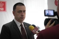 Senatorul de Arad Mihai Fifor va candida pentru funcţia de vicepreşedinte regional al PSD