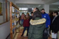 """Erasmus+ Open Doors"" la UAV Arad"