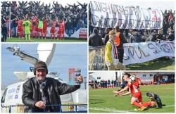 Meciul UTA- Hermannstadt, povestea unui meci încins, în 100 de imagini inedite!