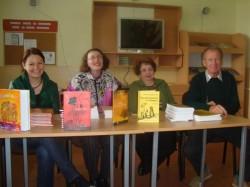 Sărbătoarea scriitoarelor maghiare arădene, la Biblioteca Judeţeană A.D. Xenopol