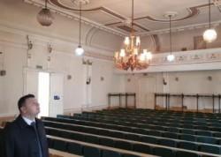 """Sala """"Iuliu Maniu"""", simbol arădean al Marii Uniri, va fi reabilitată de Consiliul Judeţean"""
