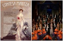 """Opereta """"Contesa Maritza"""" deschide """"Stagiunea lirică arădeană """""""