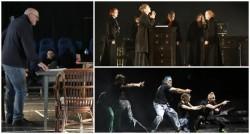 """Premiere și spectacole de succes pe scena Teatrului Clasic """"Ioan Slavici"""", în luna aprilie"""
