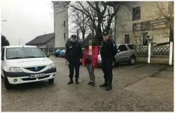 Copilă dispărută de la Centrul de Minori din Lugoj, depistată de jandarmii arădeni!