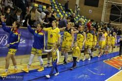 Visul frumos s-a încheiat! Icim Arad a ratat calificarea între primele patru echipe ale României