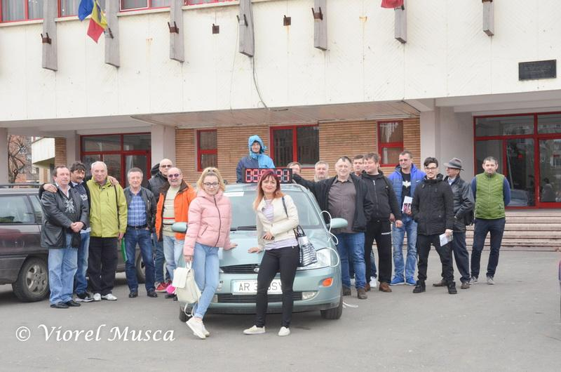 Arbitrii FRAS arădeni se pregătesc pentru Raliul Aradului 2018