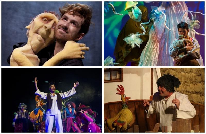 Festivalulu Internațional de Teatru de Animație EUROMARIONETE, aduce la Arad sărbătoarea poveștilor și a păpușilor!