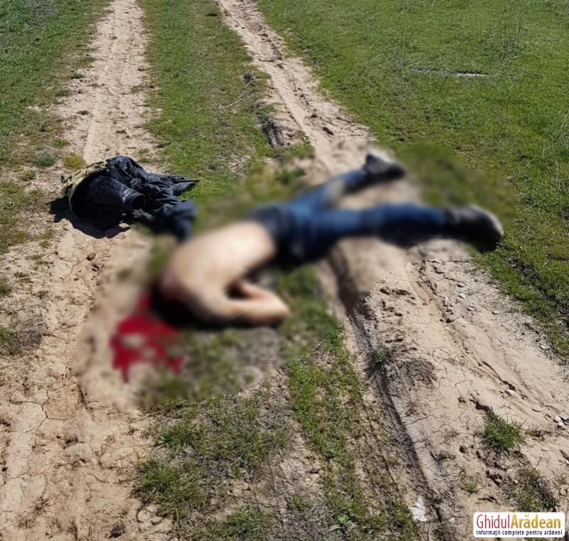 IMAGINI ȘOCANTE de la locul accidentului în care Lucian, un motociclist cu experiență și-a pierdut viața !