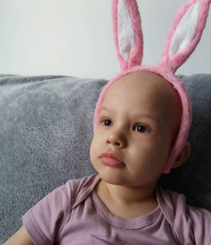 Hanna Detari se va opera vineri pe 6 aprilie! Să ne rugăm pentru ea. VEZI mesajul emoționant al tatălui fetiței