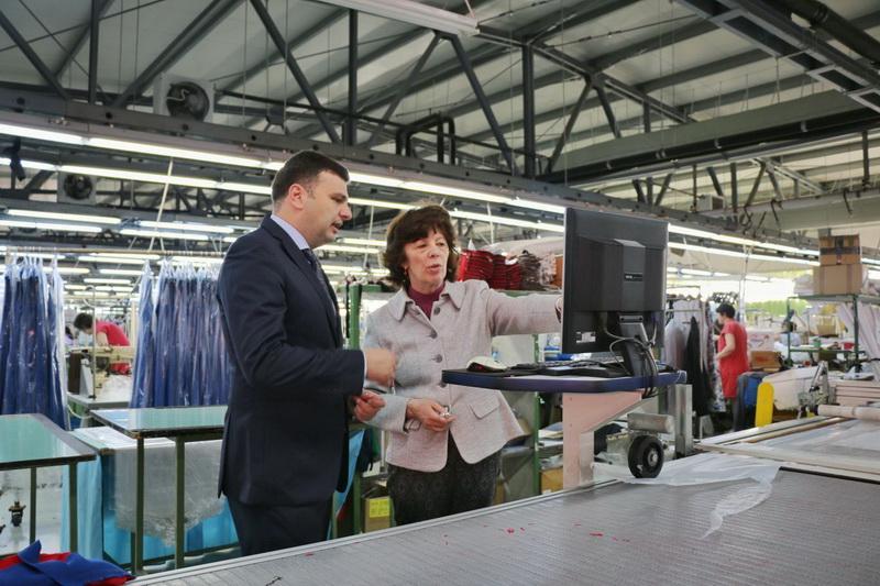 """Sergiu Bîlcea: """"Pregătim Târgul Economiei Arădene"""""""