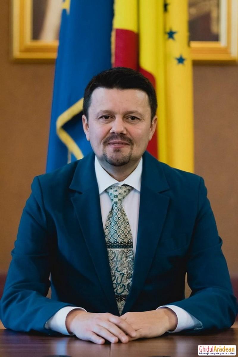"""Ionel Bulbuc (PNL): """"Pentru deputatul PSD Todor cei care nu sunt născuți în Arad  nu contează! Ne pare rău pentru  Fifor, Cheșa și alți colegi de-ai săi!"""""""