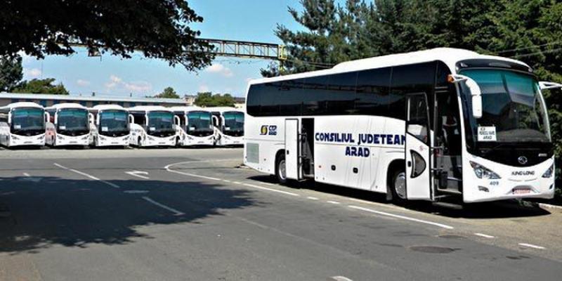Înfiinţarea Asociaţiei de Transport Public, oportunitate pentru achiziţionarea de autobuze şi tramvaie noi