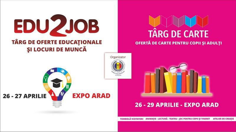 Târgul Educației 2018 va avea loc la Expo Arad în acest weekend